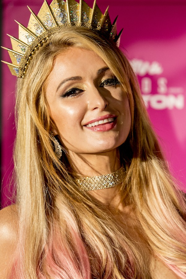 A socialite Paris Hilton (Foto: Getty Images)