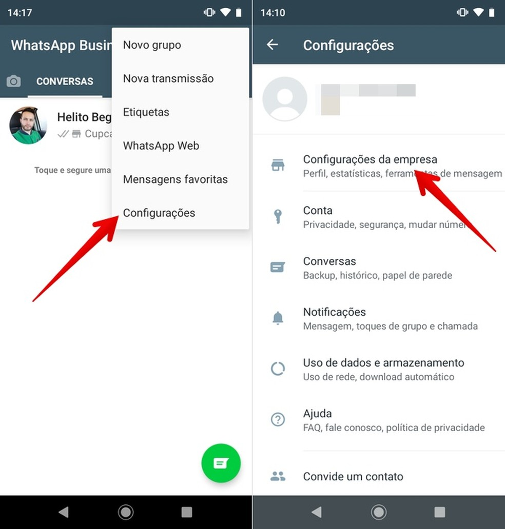 Whatsapp Business Agora Deixa Criar Catalogo De Produtos Saiba Fazer Redes Sociais Techtudo