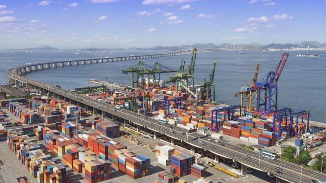 Saída do Reino Unido da UE sem acordo afetaria sobretudo exportações do setor agrícola no Brasil (Foto: Getty Images via BBC)