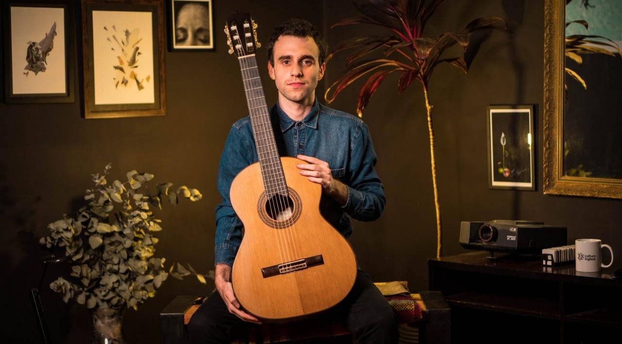 Músico de Porto Alegre ganha bolsa de mestrado em conservatório de Nova York