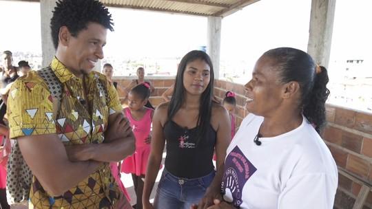 Conheça iniciativas sociais que unem moradores do bairro de Narandiba