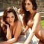 Papel de Parede: Adriana e Alyne