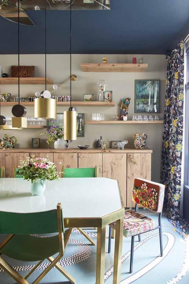 10 ideias para decorar com Porcelana Chinesa, cor do ano 2020 da PPG  (Foto: Divulgação)