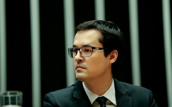 O procurador Deltan Dallagnol ,da Lava Jato (Foto: Alan Marques/Folhapress)