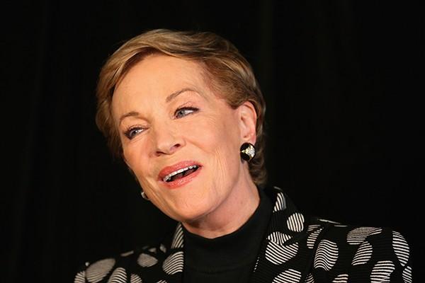 Julie Andrews (Foto: Getty Images)