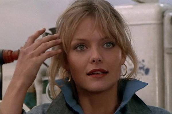 Michelle Pfeiffer em Grease 2: Os Tempos da Brilhantina Voltaram (Foto: Divulgação)