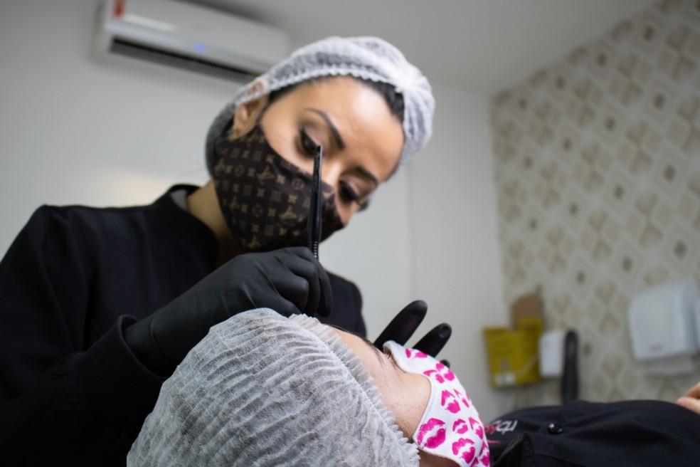 Pacientes com sequelas de câncer recebem atendimento de graça em laboratório de Sorocaba — Foto: Divulgação