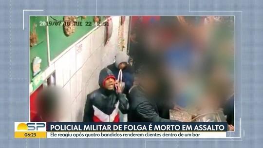 PM de folga reage a assalto e é morto no Capão Redondo