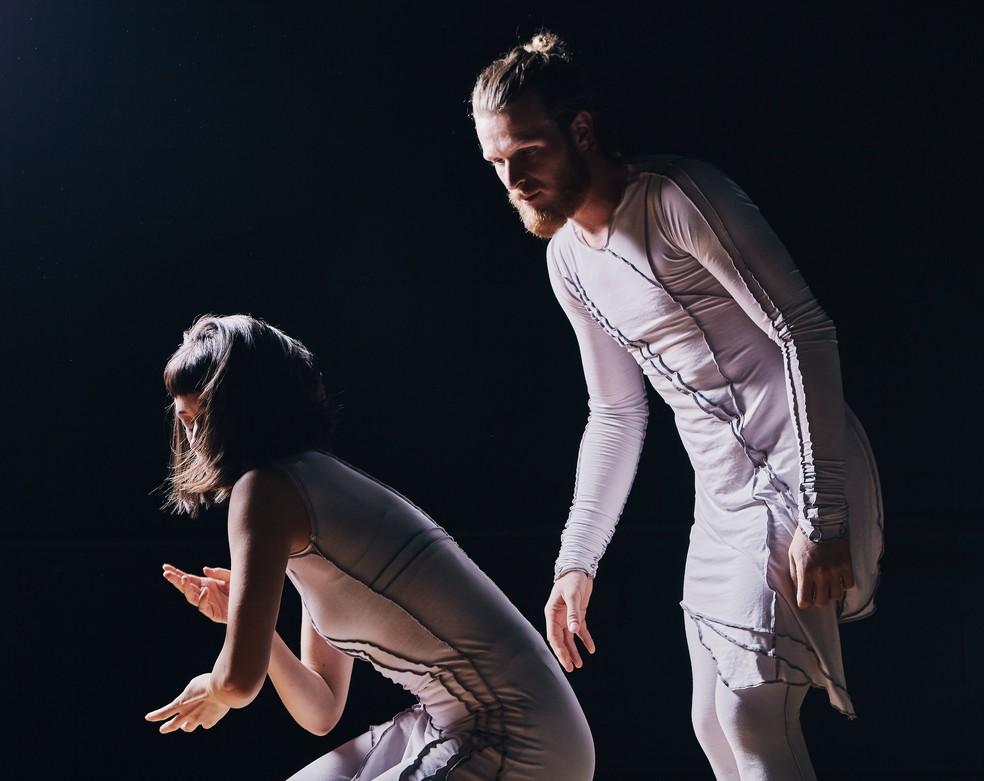 Espetáculo gratuito com mistura de dança, música e literatura será apresentado nesta quinta (28) e sexta-feira (29) na Unicamp  (Foto: Kassius Trindade/Divulgação)