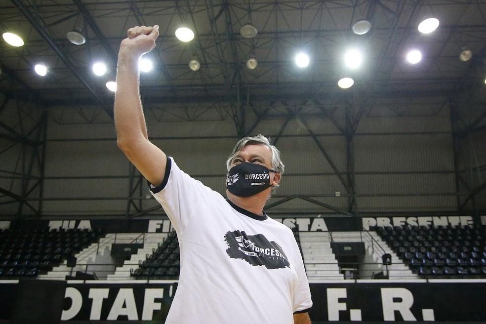 Durcesio Mello será o novo presidente do Botafogo — Foto: Vitor Silva/Botafogo