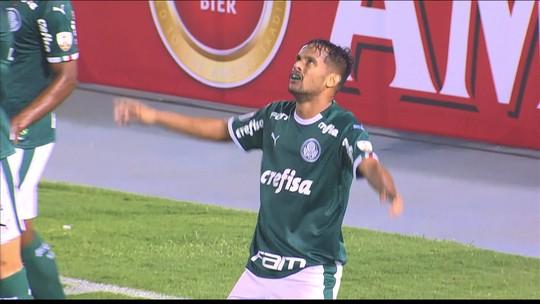 Sem problemas extracampo, Gustavo Scarpa destaca evolução física em bom 2019 no Palmeiras