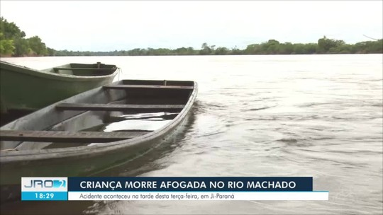 Corpo de criança de 1 ano e 6 meses que morreu afogada no rio Machado é velado em RO