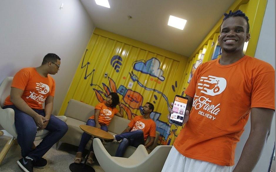 Empresa que facilita serviço de entregas dentro das favelas de Salvador registra aumento de mais de 200% durante a pandemia