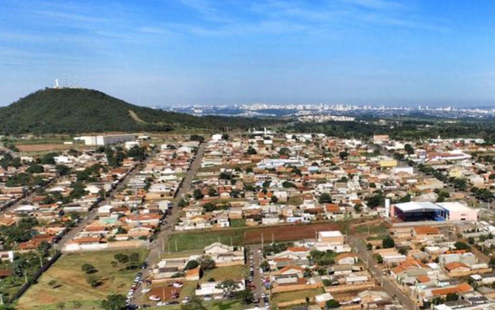 Município tem, segundo o prefeito, cerca de 130 mil habitantes — Foto: Prefeitura de Senador Canedo/Divulgação