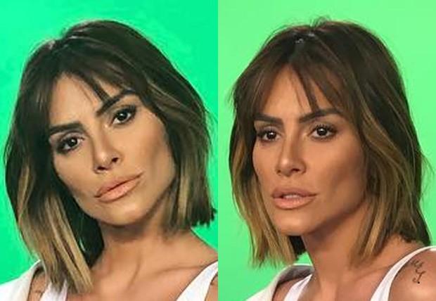 Resultado de imagem para cabelo curto cleo pires