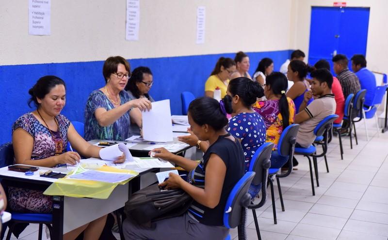 Mais de 2,5 mil se inscrevem para seletivo de professor em escolas indígenas de RR