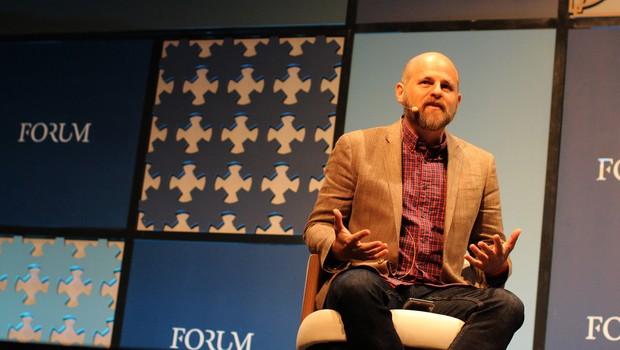 Brett Solomon, CEO e fundador da Access Now, organização voltada à democratização e segurança da internet. (Foto: Divulgação)