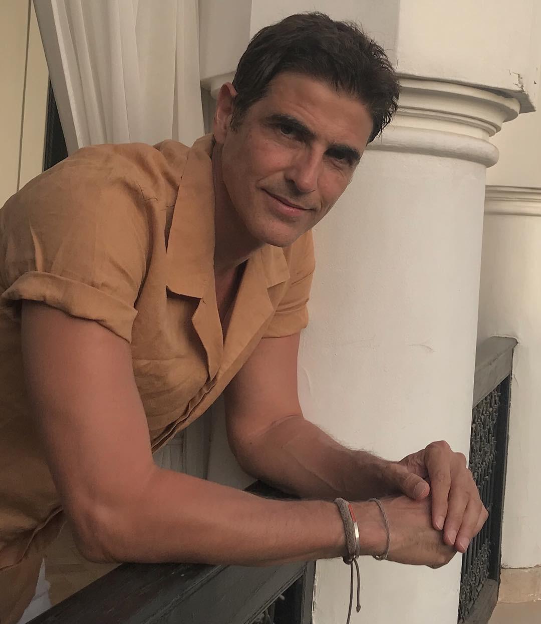 Reynaldo Gianecchini pretende ser pai em breve  (Foto: Reprodução / Instagram)