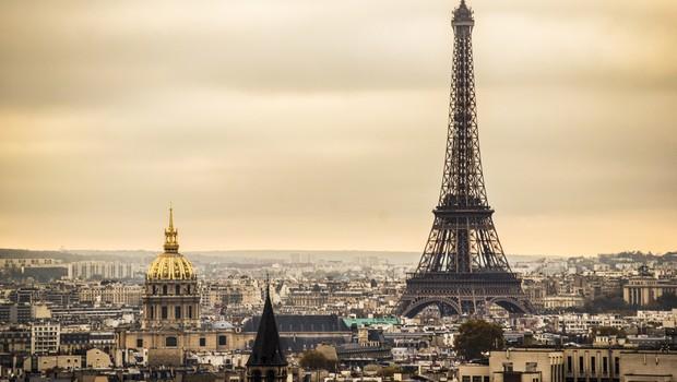A cidade de Paris (Foto: Wikimedia Commons/Wikipedia)