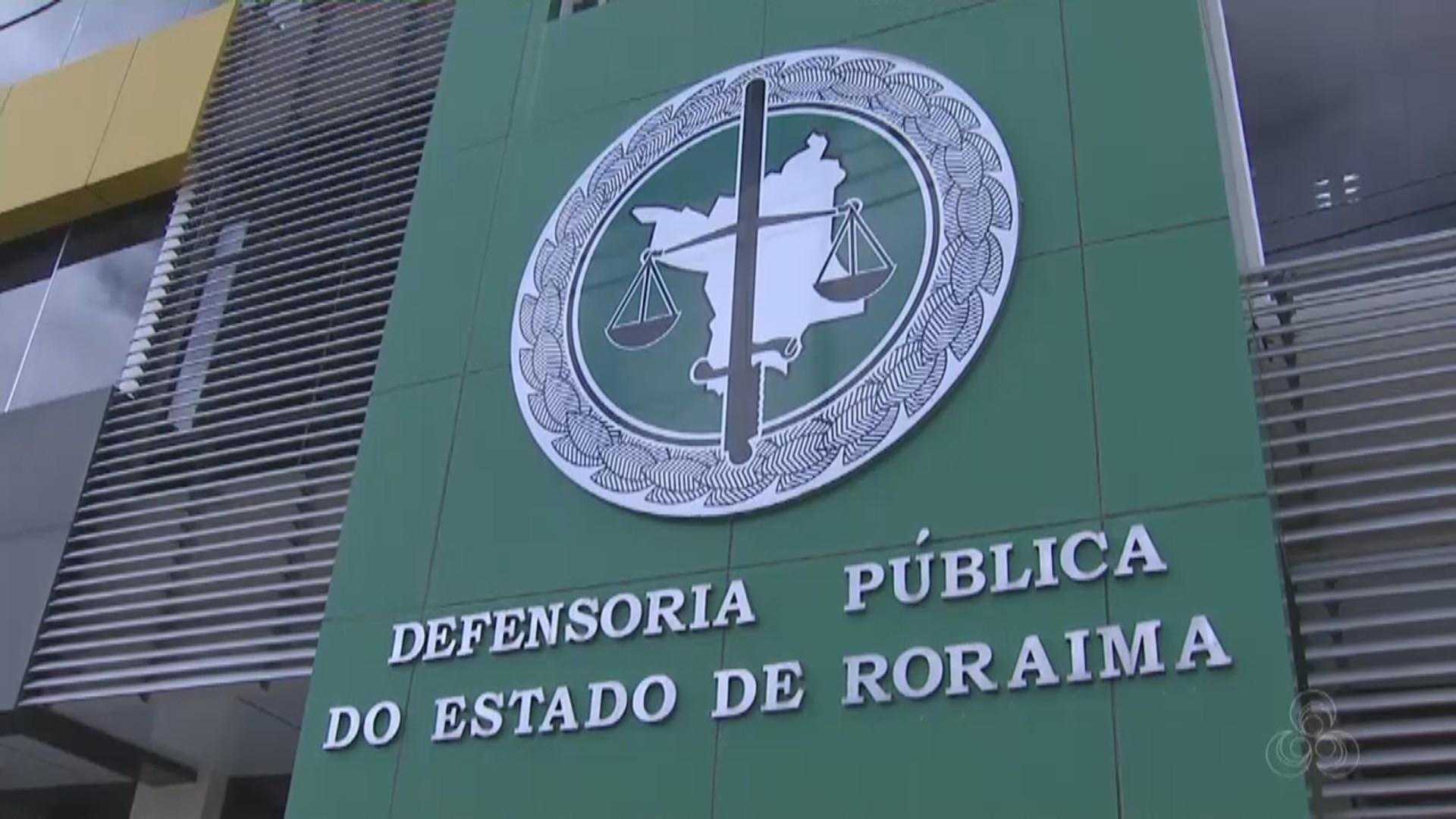 Inscrições para concurso da Defensoria Pública de RR iniciam na segunda-feira (26)