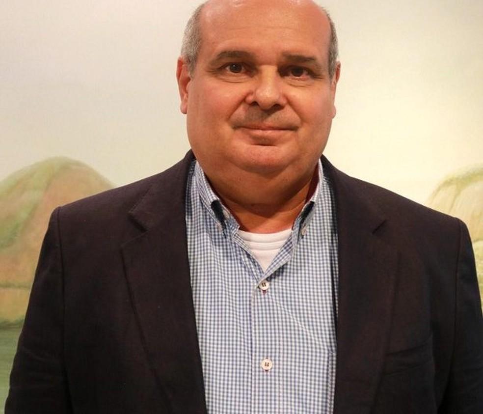 Secretário de Transportes, Robson Ramos — Foto: Divulgação