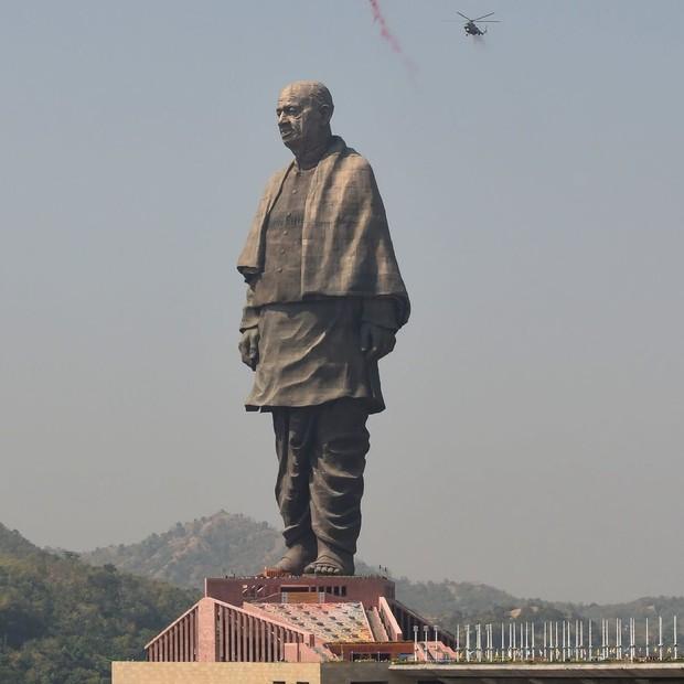 Estatua maior do mundo (Foto: Divulgação)