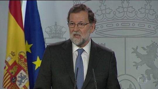 Líder catalão 'não fugiu de Barcelona', mas não descarta asilo, diz advogado