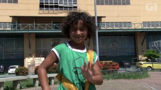 Carnaval de berço: talentos infantis crescem em meio a famílias de sambistas