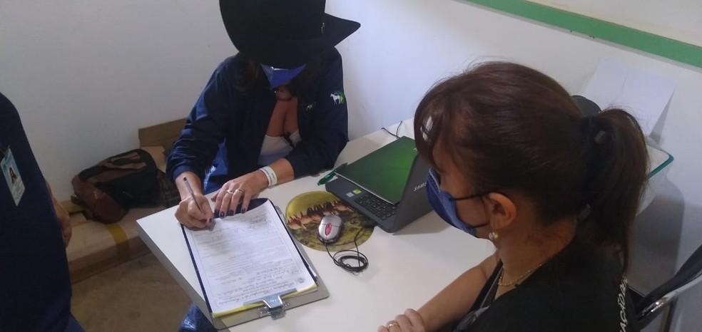 Organização de evento da ABQM é multada por descumprir protocolos contra a Covid-19 — Foto: Prefeitura de Araçatuba/Divulgação
