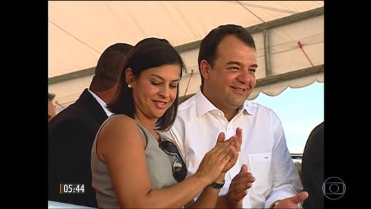 Banco Central bloqueia R$ 11 milhões de contas da esposa de Sérgio Cabral