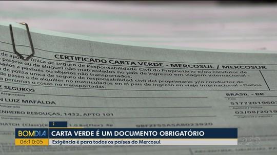 Viajar para países do Mercosul exige documentação específica