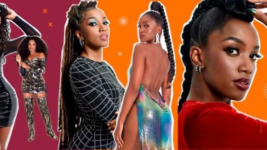 IZA completa 30 anos e inspira mulheres com seus looks, cabelos e maquiagens que valorizam a beleza natural