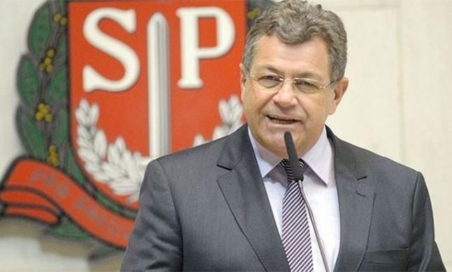 O candidato do PT à prefeitura de Osasco Emídio de Souza