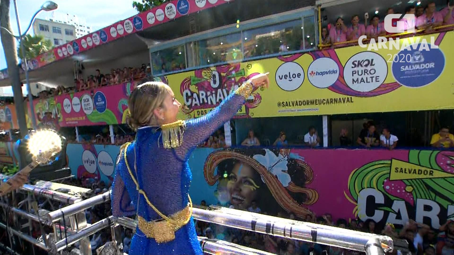Carnaval de Salvador: segunda-feira, 24 de fevereiro