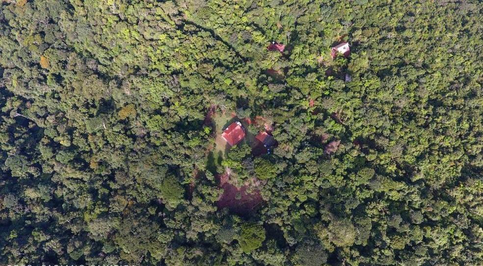 Casal de biólogos vive em uma reserva particular de 8 hectares em Chapada dos Guimarães (MT) — Foto: Fabiano Oliveira