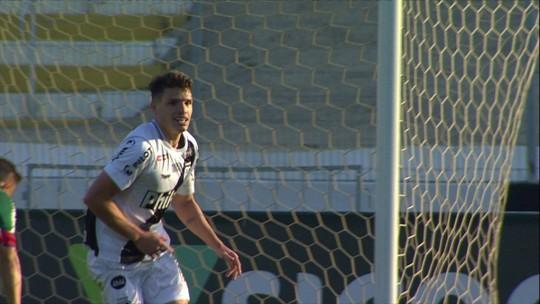 Os gols de Ponte Preta 3 x 0 Cuiabá pela 25ª rodada do Campeonato Brasileiro da Série B