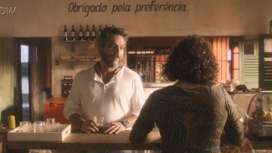 Cena extra: Pedro tem conversa franca com Joana
