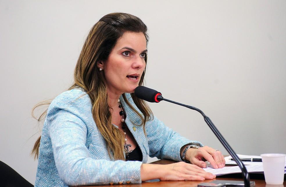 Iracema Portella.  — Foto: Câmara dos Deputados