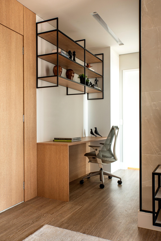 Home office pequeno: x ideias de decoração para quem tem pouco espaço (Foto: Divulgação)