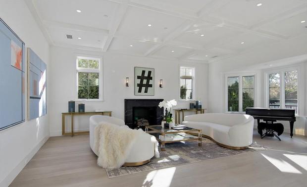 Ben Affleck comprou uma mansão na Califórnia (Foto: Divulgação / Berkshire Hathaway HomeServices)