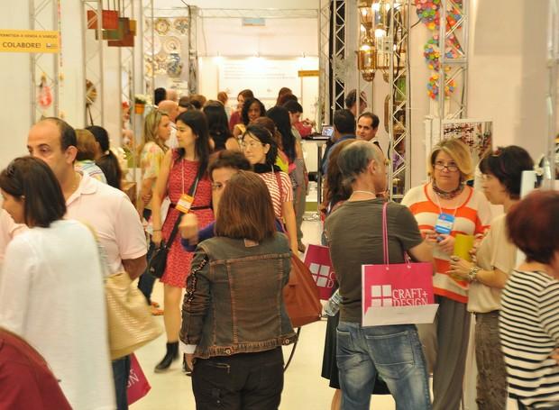 32° Edição da Feira Craft Design (Foto: Divulgação )