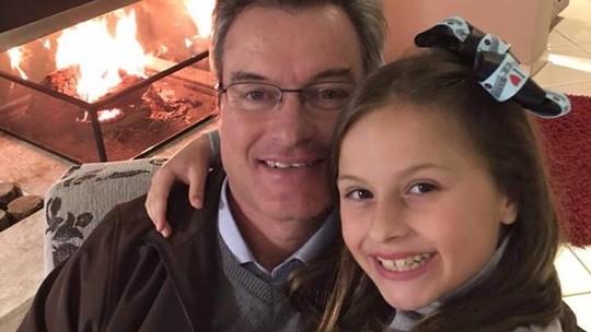 Rafa Gomes do 'The Voice Kids' abre o coração no dia dos pais: 'Melhor pai do mundo!'