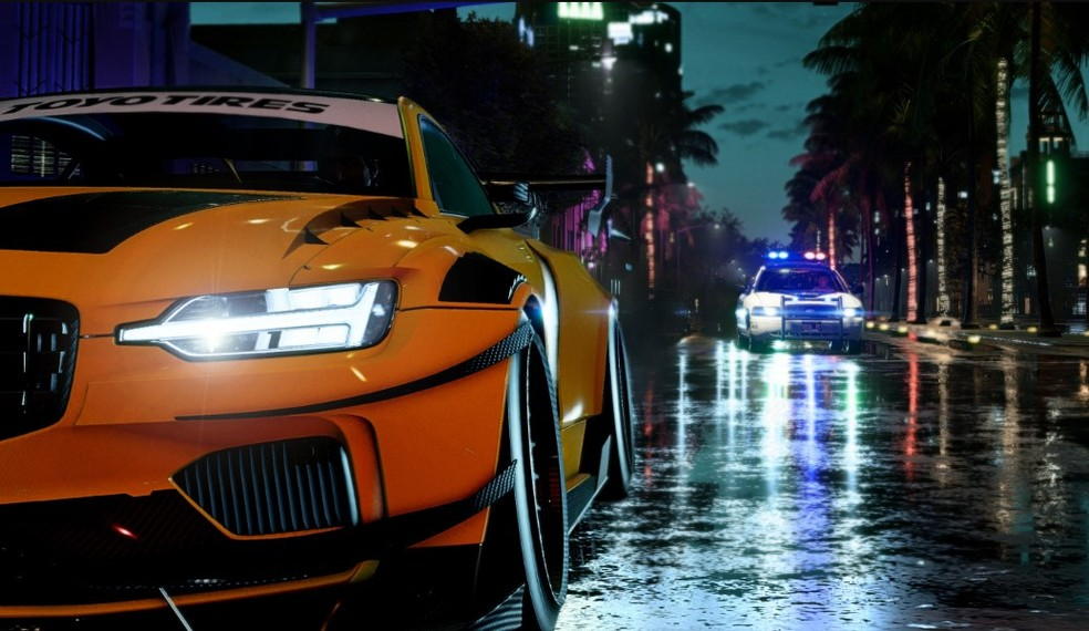 Need for Speed Heat também está no EA Access — Foto: Divulgação/EA
