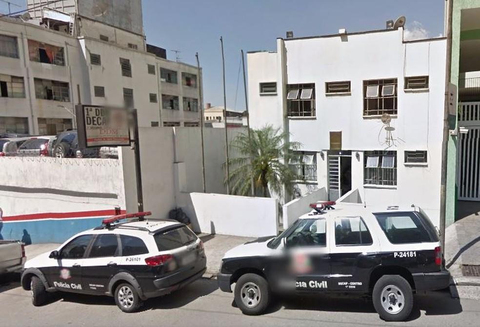 Homem confessou o crime na DDM de Jundiaí — Foto: Google Maps/Divulgação
