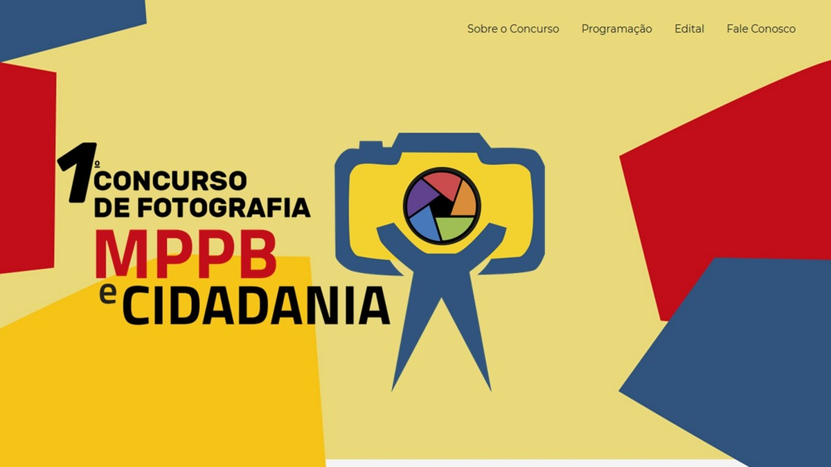 MPPB realiza concurso de fotografia com prêmios de até R$ 3 mil