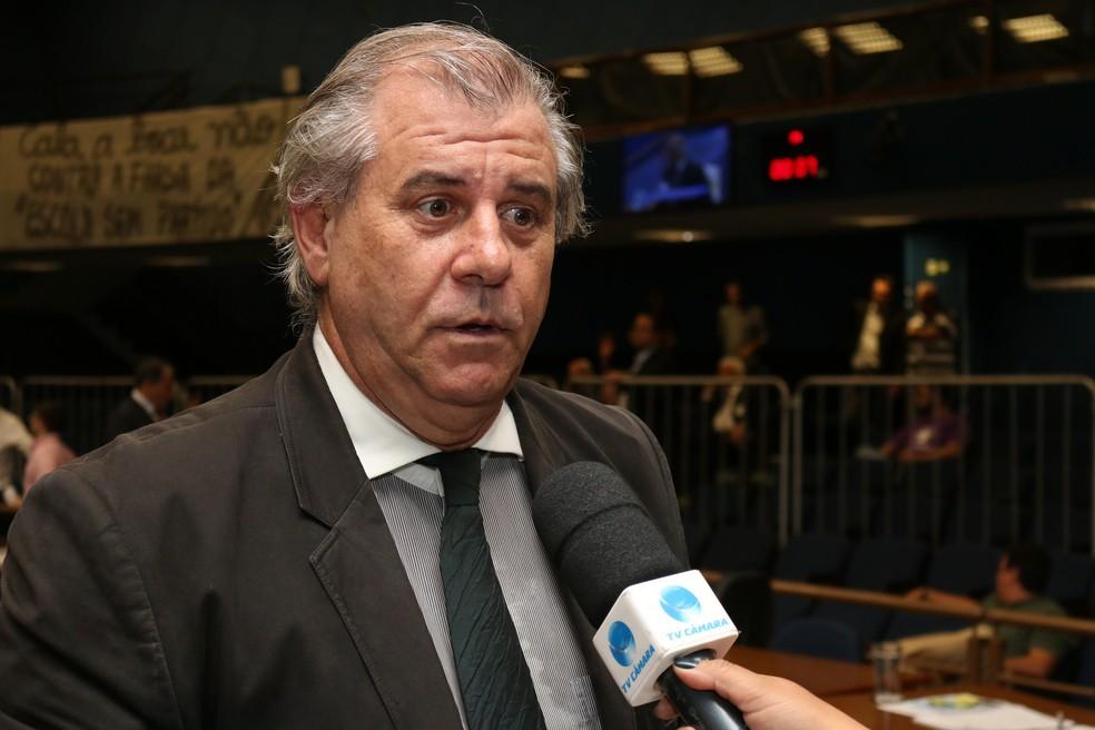 O líder de governo na Câmara, Marcos Bernardelli (Foto: Câmara de Campinas)