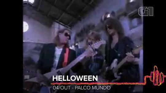 Setlist do Helloween no Rock in Rio: veja como deve ser o show