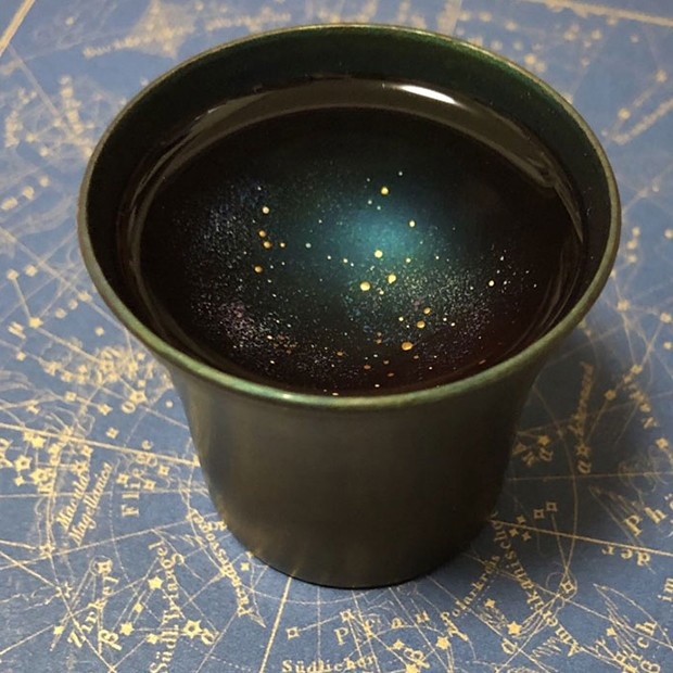 copo galáxia (Foto: Divulgação)