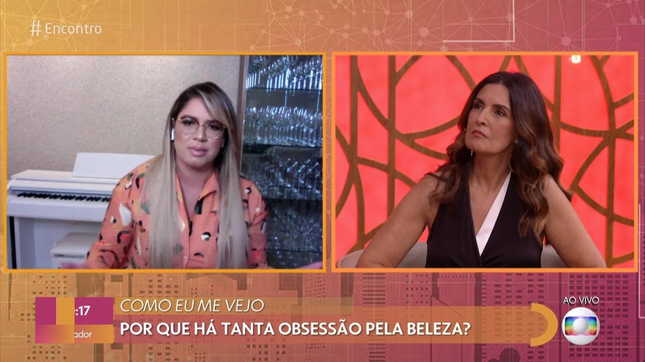 Marília Mendonça conta como resistiu à pressão por padrão de beleza