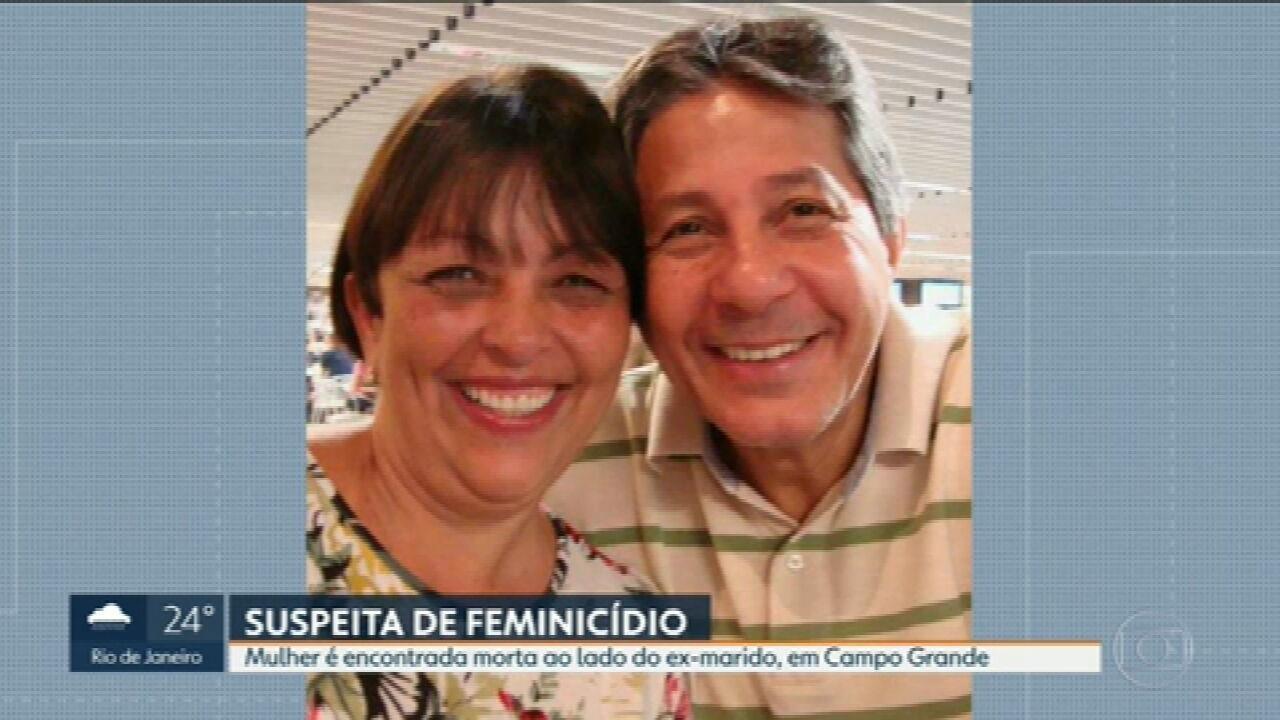 Mulher e ex-marido são encontrados mortos dentro de carro em Campo Grande